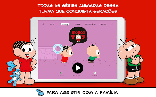 Turma da Mônica TV screenshot 7