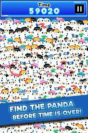 Can You Find the Panda? 1.1.40 screenshots 1