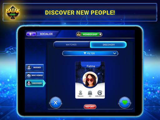 Batak Club: Online Batak Eu015fli Batak u0130haleli Batak android2mod screenshots 14