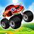 Monster Trucks Game for Kids 2 logo