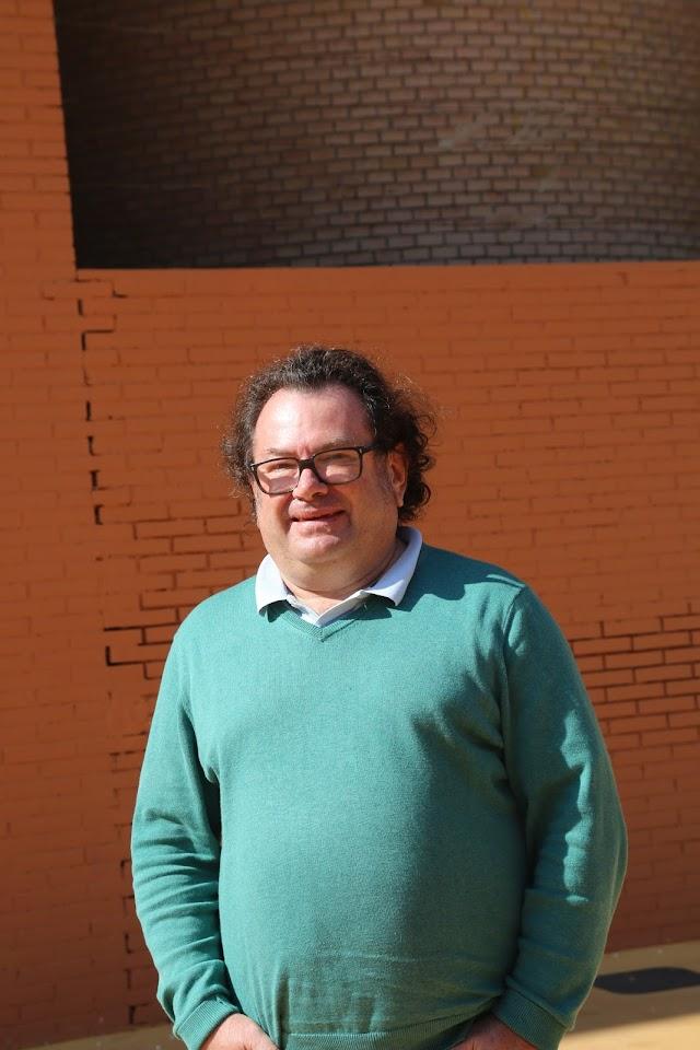 Norberto Torres, guitarrista e investigador.