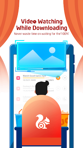 UC Browser - Fast Download Private & Secure  screenshots 5