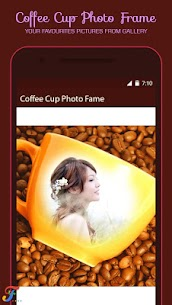 Coffee Cup Photo Frame 3