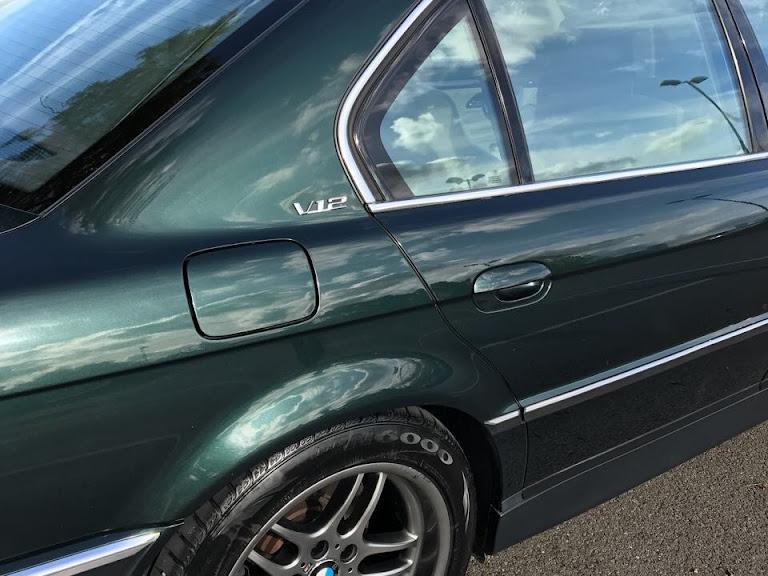BMW 750 Il Hire Fleet