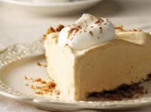 Praline Pumpkin Mousse Pie Recipe