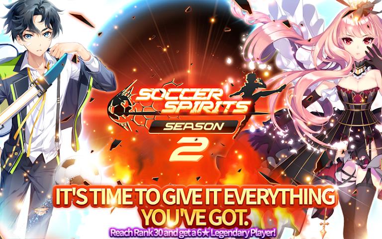 android Soccer Spirits Screenshot 0