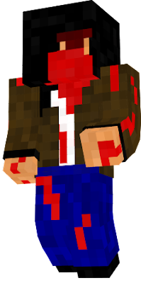 Evil version of my skin