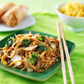 Asian-Style Chicken Lo Mien