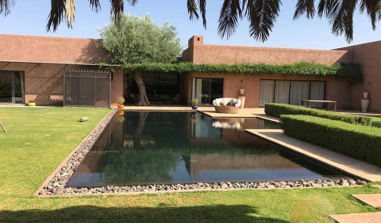 Villa avec piscine et jardin Marrakech