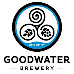 Logo for Goodwater Brewery