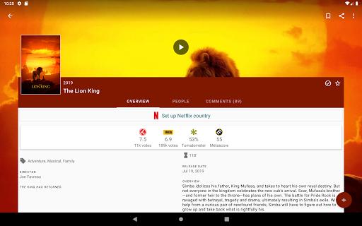 Movie Pal: Your Movie & TV Show Guide 3.39.0 screenshots 10