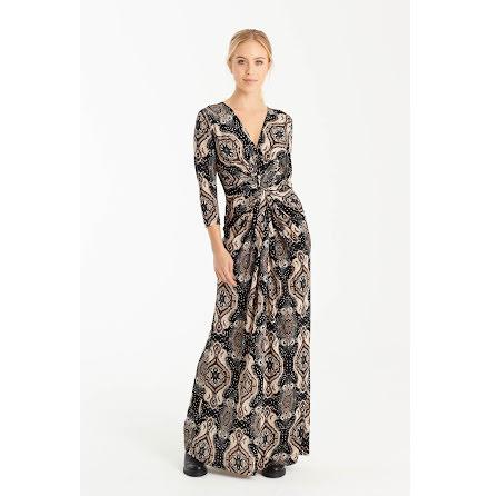Ilse Jacobsen long dress Crezia black