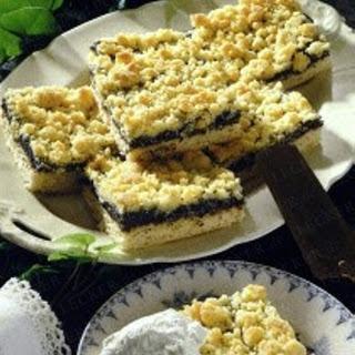 Mohn-Streusel-Kuchen vom Blech