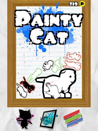 Painty Cat - Endless Painter
