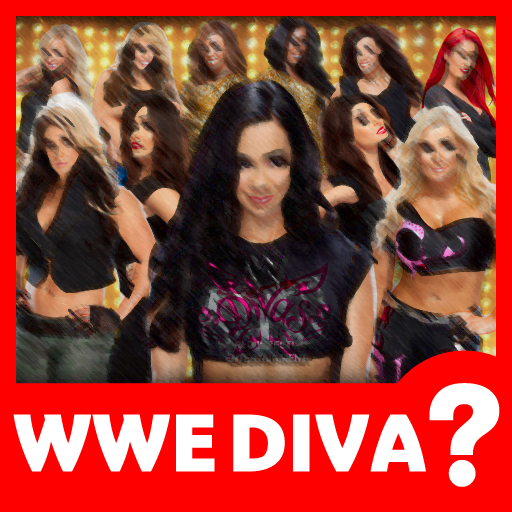 Guess WWE Divas Wrestling Trivia Quiz (game)