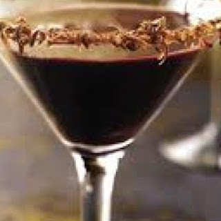 Black Forest Martini with Xocai Healthy Dark Chocolate