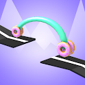 Scribble Draw Car Race icon