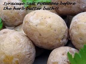 Syracuse Salt Potatoes Recipe