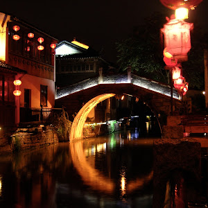 Suzhou China, Marco Polo called it %22Venice of the East%22 - except it's older than Venice - so does that make Venice the %22Suzhou of the west%22??.jpg