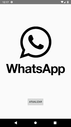 Atualização Whats App.4ed5 screenshot 2