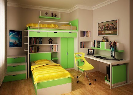 Tiener slaapkamer Idees - Android Apps op Google Play