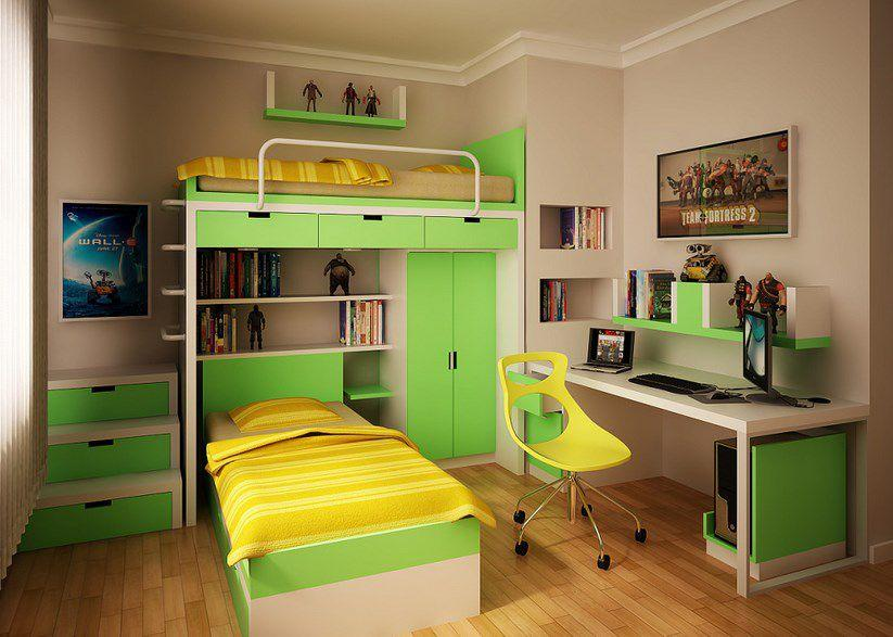 Hoe Slaapkamer Decoreren : Teenage Room Designs