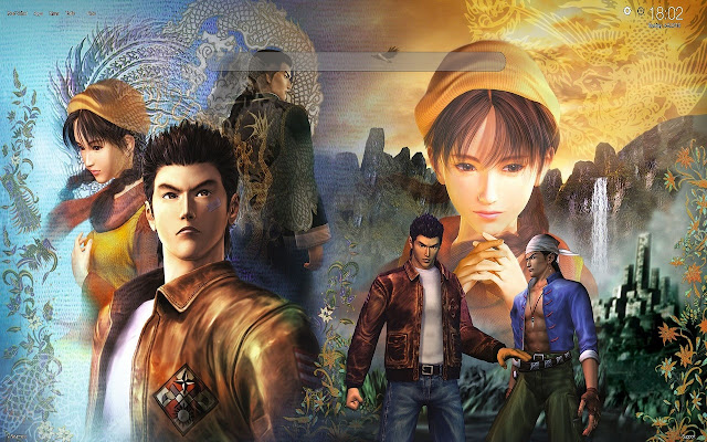 Shenmue 3 Wallpapers HD Tab Themes