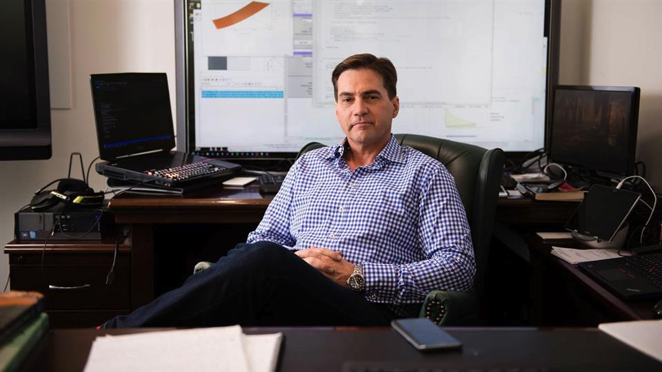 Australian entrepreneur and self-proclaimed Satoshi Nakamoto, Craig Wright