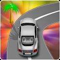 高速道路のカーレース icon
