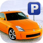 350Z Parking Test Simulator icon