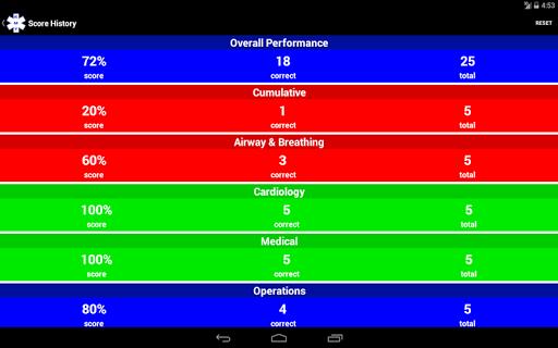 EMT Study - NREMT Test Prep screenshot 10