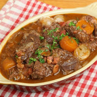 Chunky Beer Stew