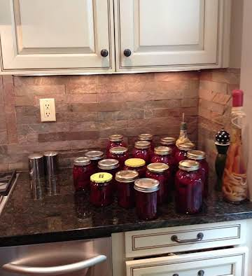 PAM'S PICKLED BEETS
