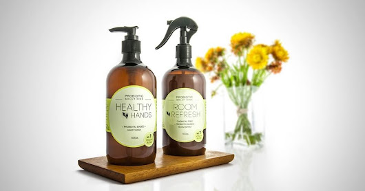 Probiotic Solutions (Natural Cleaning Solutions) available from The Holistic Shop in Wagga Wagga