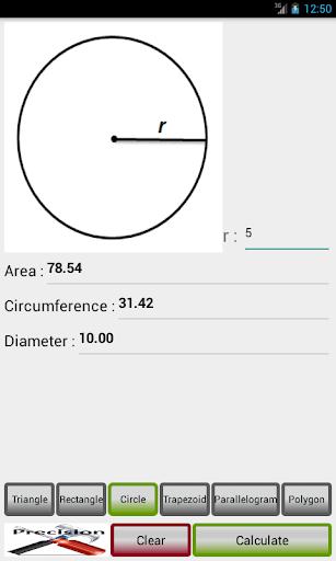 Shape Calculator