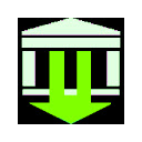 Archive Downloader Icon