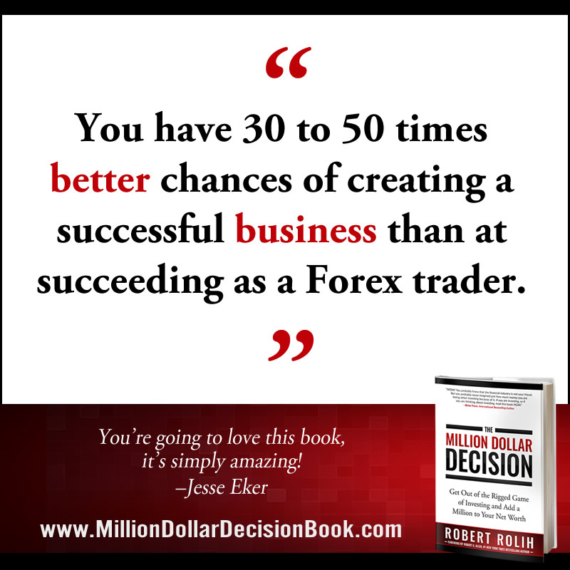 The Million Dollar Decison Quote Forex