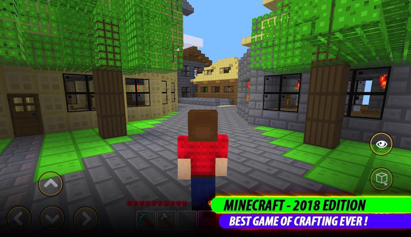 MiniCraft 3: Exploration and survival da Upsalla Store acaba de chegar ao Google Play 1