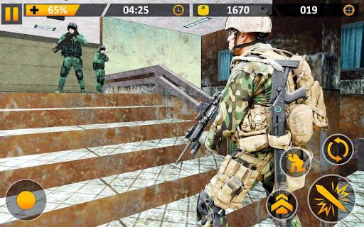 US Survival Combat Strike Mission screenshots 3