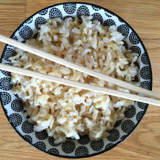 Coconut Rice – Nasi Lemak.