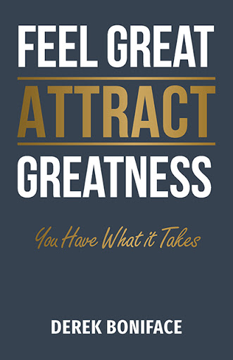Feel Great Attract Greatness cover