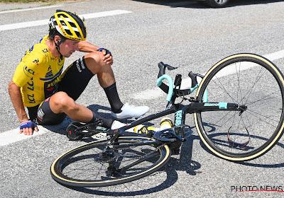 """Grote kopzorgen rond Primoz Roglic? """"Belangrijkste vraag is of hij zal kunnen starten in de Tour de France"""""""