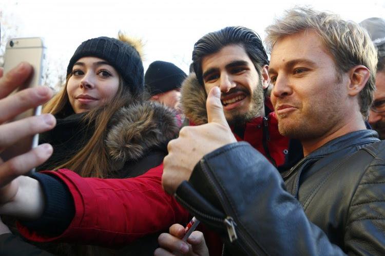 """Ook F1-commentator heeft een dubbel gevoel bij afscheid Rosberg: """"Op dat vlak ga ik hem missen"""""""