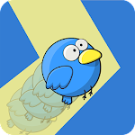 Balloon Birds Icon