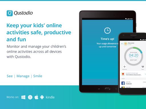 Qustodio Parental Control  screenshots 9
