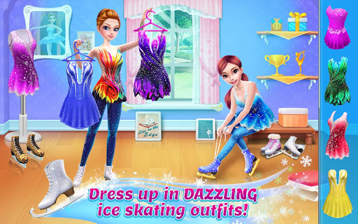 Ice Skating Ballerina - Dance Challenge Arena  screenshots 1