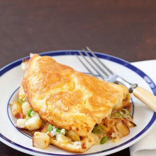 Fluffy Diner-Style Omelets