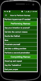 How to Perform Namaz - náhled