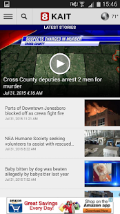 KAIT Region 8 News- screenshot thumbnail