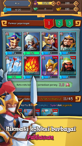 Game Perang Royale - Clash Of ThreeKing  screenshots EasyGameCheats.pro 3